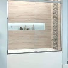 glass tub door installation sliding tub doors new in semi 1 4 inch glass bath door glass tub door installation