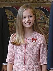 Leonor, Princess of Asturias - Wikipedia