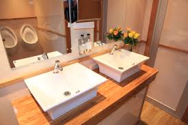 Harthill Hospitality Catering Equipment Rental Aberdeen - Luxury portable bathrooms