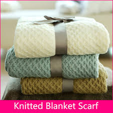 Knit A Throw Blanket Free Pattern