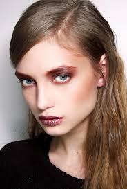 101 party makeup ideas 2016 rose gold makeup look 90s holiday makeup