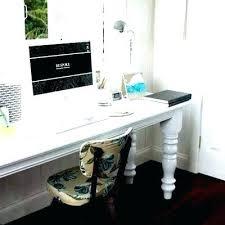long skinny table narrow white desk desks and top e59