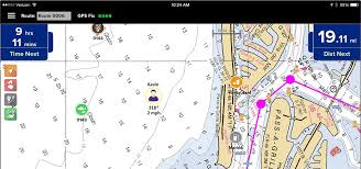 Water Charts App Miratrex Complete Ipad And Iphone Marine Navigation