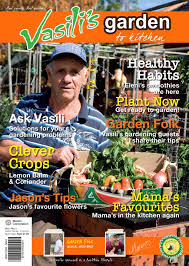 Kitchen Gardener Magazine Vasilis Garden To Kitchen Magazine Vasilis Online
