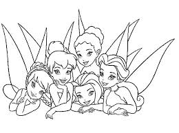 fairy color pages fairy coloring page thebiggestloser info