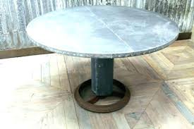 zinc top table zinc table top round zinc table top zinc dining table round zinc top dining table restoration zinc table top round zinc top dining table uk