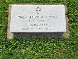 Thomas Eugene Hatfield (1917-2001) - Find A Grave Memorial
