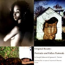 corporate museum frame is excited to present original beauty portraits and fallen pasts by richmond based artists joseph johnson and spencer l