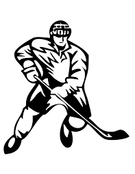 Small Picture Free Printable Hockey Coloring Pages H M Coloring Pages