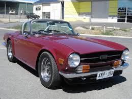 1969 triumph tr6 collectable classic cars