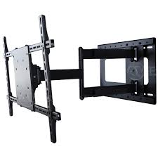 full motion tv wall mount with included hdmi cable fits 37 to 70 inch tv vesa compatible 600x400