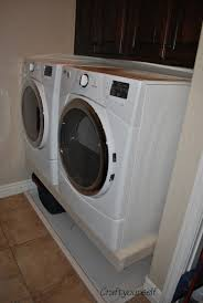 washer and dryer after