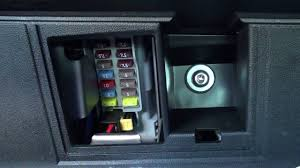 fiat 500 interior fuse box location fiat 500 interior fuse box location