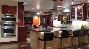 ikea kitchen remodel cost extraordinary with rangehood island and oven stainless tile also granite floor modern