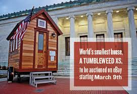 smallest tiny house. Simple House The Toledo Museum Of Art Has Included A Tumbleweed XS House In An  Exhibition Called Small Worlds Amy Gilman Curator At The Museum Is Fascinated By  With Smallest Tiny N