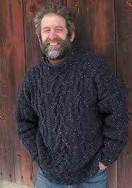 Mens Sweater Knitting Pattern Delectable Ravelry Men's Knitting Patterns 48 Free Men's Sweater Patterns
