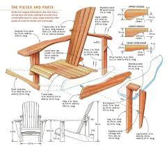 chair kits. wooden rocking chair kits