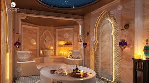 Hair And Nail Salon Design Modern Beauty Salon Interior Design In Dubai Hair Nail