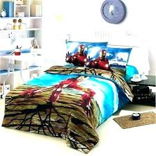avengers full bedding set super heroes superhero marvel geeky comic iron man captain wolverine spider queen