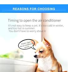 outdoor dog house air conditioner outdoor dog house air conditioner and heater air conditioner capacitor cost