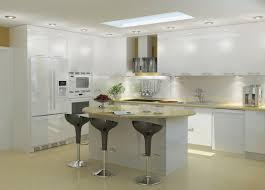 Stainless Steel Kitchen Designs Modern Big Kitchen Design Ideas Cuisinart Chefs Classic 10 Quart