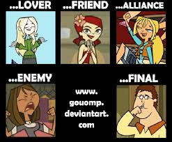 Total Drama Girls Meme by TotalDramaPrison on DeviantArt via Relatably.com