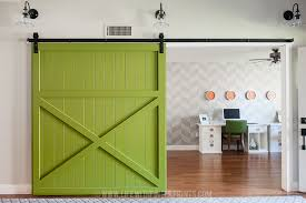 life with fingerprints offers a handy step by step guide to make this sliding door