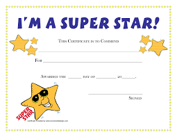 Printable Award Certificates For Students Craft Ideas Pinterest