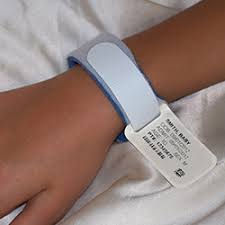 Easyid Band Id Identification Made - Easy Pediatric Wrist