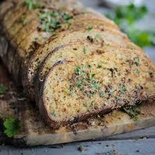 biltong herb garlic bread