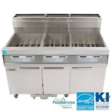 frymaster product frymaster 1814 high production gas oil conserving fryers