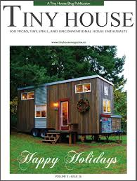 tiny house magazine. Simple Tiny DitchingSuburbia Appears In The December 2015 Issue Of Tiny House Magazine Throughout