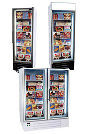 Stand Up Display Freezer Commercial Refrigeration Services UK ECOFridge Ltd 95