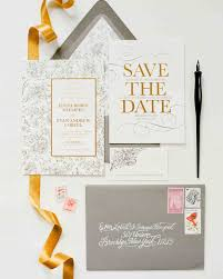 25 Classic Save The Date Ideas Martha Stewart Weddings