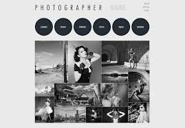 Photography Website Templates New Photographer Website Template Free Photography Web Templates