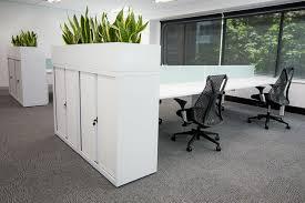 open plan office design ideas. modern design interior open plan office sleek white storage plants pinterest commerciu2026 ideas i