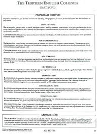 13 Colonies Chart Worksheets Worksheets