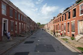 Image result for baltimore ghetto