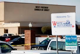 Texas Light Laws Texas Church Shooting Congregants Fire Back Killing Gunman