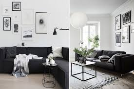 elegance at its finest black white home d cor