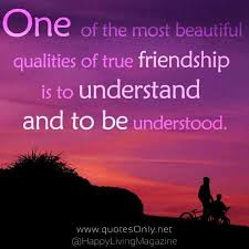 One Of The Most Beautiful Qualities Of True Friendship Is To Enchanting Most Beautiful Friendship Images