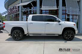 Toyota Tundra with 22in Fuel Hostage Wheels exclusively from ...