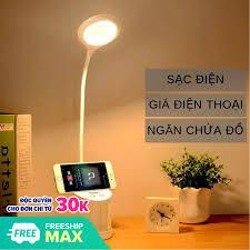 Đèn bàn học sạc tích điện 🍀giá để điện thoại🍀đèn led đọc sách chống cận  cho trẻ học sinh thông minh🍀tiện lợi🔥🔥🔥 - Sắp xếp theo liên quan sản  phẩm