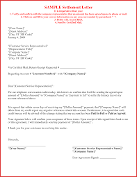 agreement to pay letter luxury picture 5 of 17 debt settlement agreement letter sample of agreement to pay letter