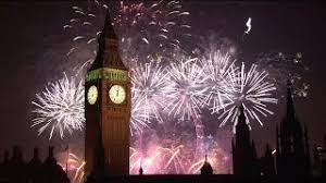 happy new year 2015 fireworks animated. Brilliant Happy Happy New Year ECards Programme Website London 2015 Fireworks On  In Animated