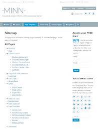 Simple Sitemap – Create a Responsive HTML Sitemap – WordPress plugin ...