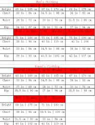 Yonex Size Chart Shirt Size Chart