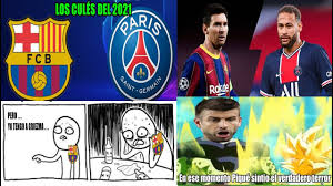 BARCELONA VS PSG MEMES | NEYMAR VS MESSI, SORTEO CHAMPIONS, REAL MADRID VS  ATALANTA, BAYERN VS LAZIO - YouTube