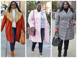 winter coats plus size
