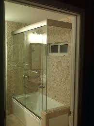 frameless glass tub doors articles with tub doors tag bathtub
